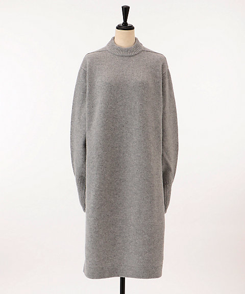 <HYKE> CREWNECK SWEATER DRESS(11113)