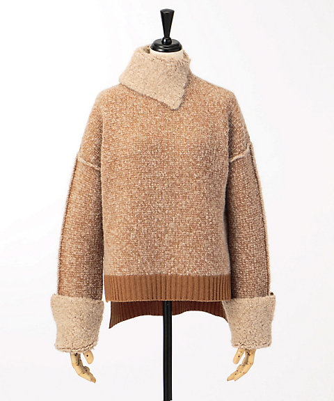 <mame>Mouton Knit Sweater(MM17AW-KN068)