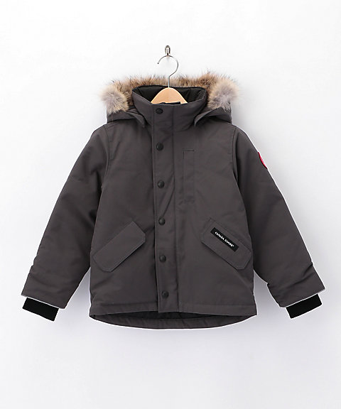 <カナダグース> BOYS LOGAN PARKA(2640400002-4591Y)