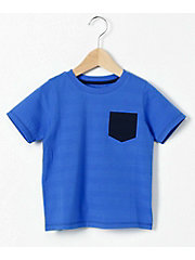 <Ready for the Weekend>男児半袖Tシャツ(476001)