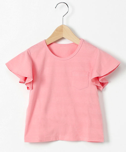 <Ready for the Weekend> 女児半袖Tシャツ(476003)