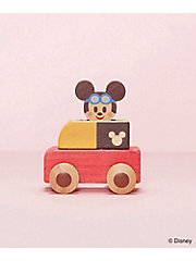 <KIDEA>Disney|KIDEA PUSH CAR ミッキーマウス