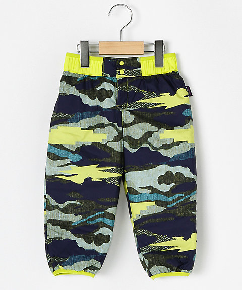 <patagonia> Baby Reversible Puff‐Ball Pants