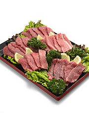 <${item.brandName}>(ハ)天草黒牛 焼肉セット(Amakusa-Black Sliced Beef Set For BBQ)