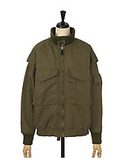 <HYKE>WEP(G-8)TYPE JACKET(17073)