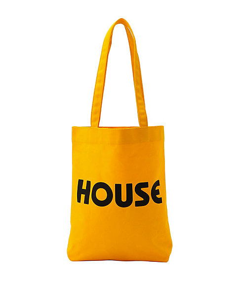 <IN THE HOUSE> HOUSE TOTE BAG