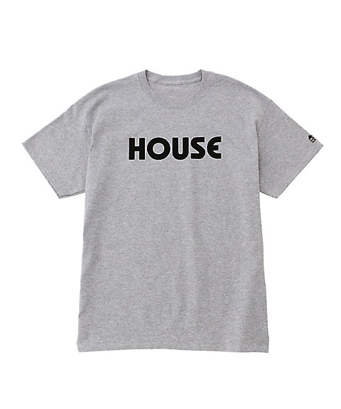 <IN THE HOUSE> HOUSE TEE(Men's)