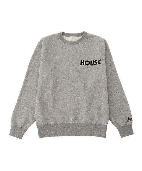 <IN THE HOUSE> HOUSE SWEAT SHIRTS(Men's)