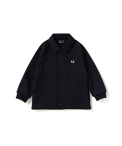 <FRED PERRY> ジャージー コーチジャケット
