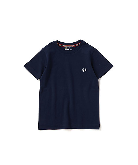<FRED PERRY> クルーネックTシャツ