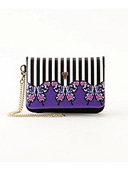 <ANNA SUI>「ソフト」二面パスケース(313403)