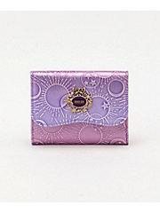 <ANNA SUI>「ガラクシア」三ツ折財布(313583)
