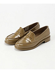 <HUNTER> レインシューズ ORIGINAL PENNY LOAFER WFF1006RGL