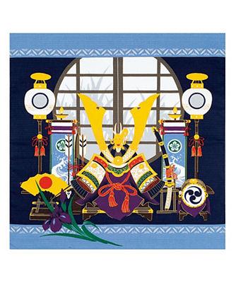 <三越・伊勢丹/公式> 五節句風呂敷セット画像