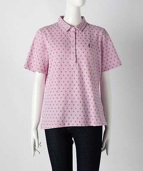 <三越・伊勢丹/公式> 大きいサイズ ★プルオーバーシャツ(17017)(クローバー/クローバープラス) ピンク(12)