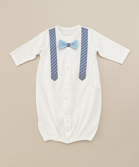 <KISETTE/キセット> 男児兼用ドレス trip to ROCOCO ホワイト 【三越・伊勢丹/公式】