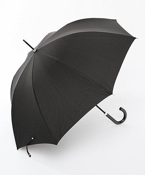 <ラムダ/LAMBDA> 長傘/ピンドット(ISNL-1125) ブラック 【三越・伊勢丹/公式】