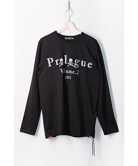 <マスターマインド・ジャパン/mastermind JAPAN> ロングTシャツ(8S-32-MJ18P02-TS132) BLACK 【三越・伊勢丹/公式】