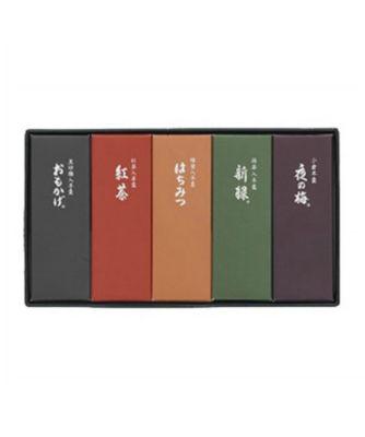 <三越・伊勢丹/公式> 小形羊羹 (5本入)画像