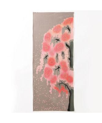 <三越・伊勢丹/公式> 手ぬぐい「滝桜」画像