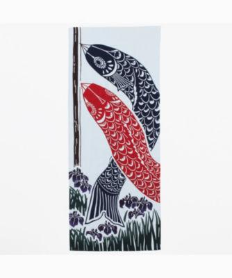 <三越・伊勢丹/公式> 手ぬぐい 鯉のぼり3画像