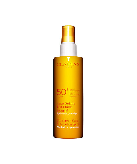 クラランス Sun Care Oil Spray SPF 30 High Protection for Body & Hair 150ml
