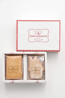 ノワ・ドゥ・ブールのクッキー・アソルティ