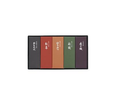 <三越・伊勢丹/公式> 小形羊羹(5本入)画像