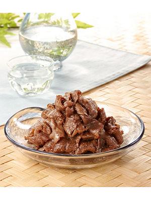 柿安のうすだき 牛肉しぐれ煮