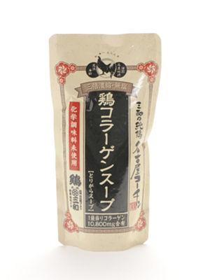 <伊藤和四五郎商店 鶏三和>三和の純鶏名古屋コーチン 鶏コラーゲンスープ