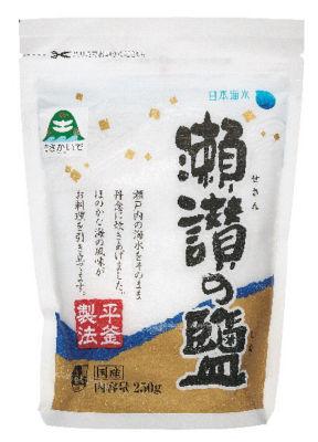 <三越・伊勢丹/公式><日本海水>瀬讃の塩画像