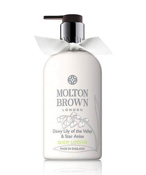 三越・伊勢丹オンラインストア<モルトンブラウン(MOLTON BROWN)>デューイ リリー オブ ザ バリー ボディローション