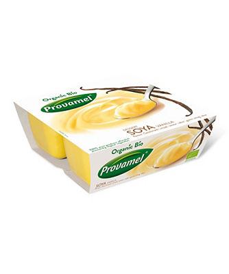プロヴァメルのオーガニック豆乳デザート バニラ