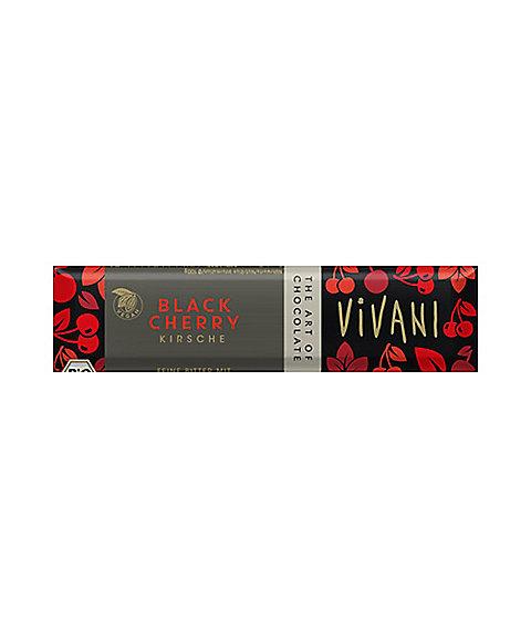 三越・伊勢丹オンラインストア<ヴィヴァーニ> オーガニックダークチョコレートバー ブラックチェリー