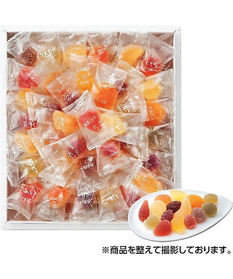 【お歳暮】【送料無料】<彩果の宝石(ウィンターギフト)(虎屋)> 【B041013】〈彩果の宝石〉バラエティギフト