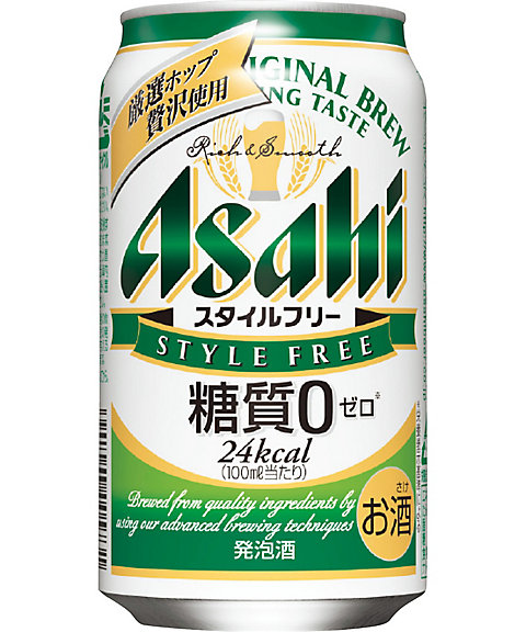 三越・伊勢丹オンラインストア(DHL)<アサヒ>スタイルフリー(発泡酒) (350mlx24缶) 06075 【三越・伊勢丹/公式】