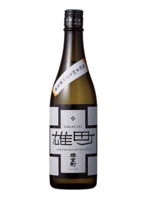 室町酒造の赤磐雄町 純米80%