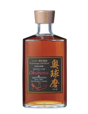 <三越・伊勢丹/公式><豊永酒造>奥球磨 黒 リキュール(純米球磨焼酎ベース)画像