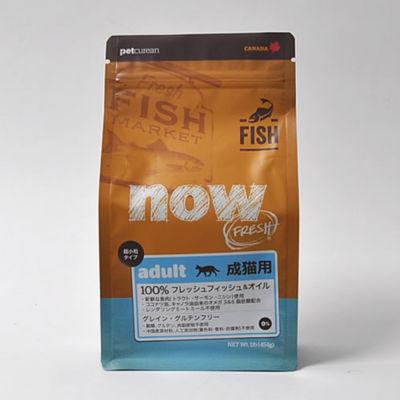 三越・伊勢丹/公式 <NOW FRESH> NOW FRESH フィッシュアダルトキャット454g(ペットフード)