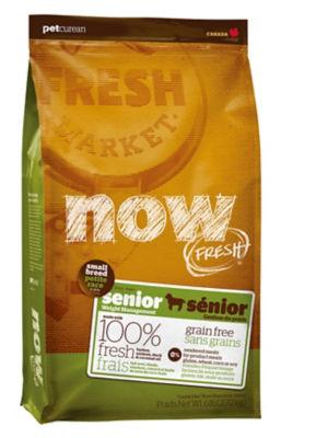 三越・伊勢丹/公式 <NOW FRESH> NOW FRESH スモールブリードシニア&ウェイトマネジメント2.72kg(ペットフード)