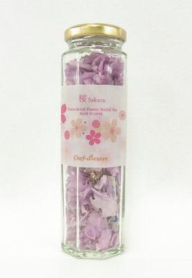 <三越・伊勢丹/公式> 国産フリーズドライ・フラワーハーブティー「桜花」画像