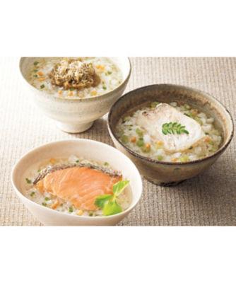 <三越・伊勢丹/公式> 送料無料!【664113】稲庭麺茶漬け画像
