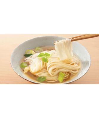 <三越・伊勢丹/公式> 送料無料!【664633】小豆島お手軽にゅう麺画像
