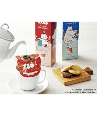 <三越・伊勢丹/公式>【665213】〈ムーミン〉x〈モンカフェ〉ドリップコーヒー画像