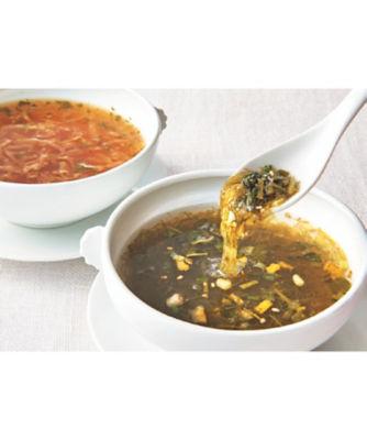 <三越・伊勢丹/公式>【668723】〈久右衛門〉とろみ昆布スープゆず風味・玉葱スープ画像
