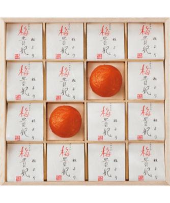 <三越・伊勢丹/公式>【676543】〈梅の丸長〉紀州南高梅「粒より梅貴妃」画像