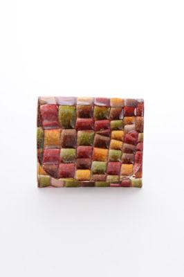 <三越・伊勢丹/公式> 「グラシエ」折財布(74445) マルチ画像