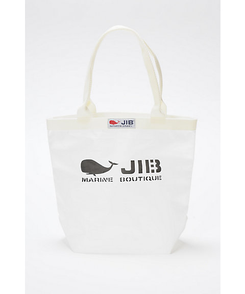 三越・伊勢丹オンラインストア<JIB> バケツトートレギュラー(BK33) ホワイト