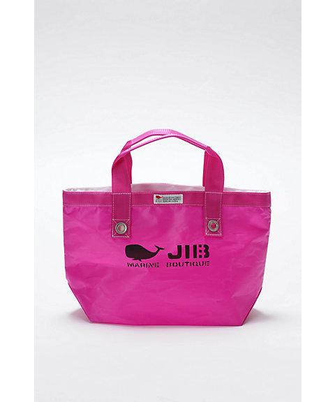 三越・伊勢丹オンラインストア<JIB>オープントートInner zipS(TF63) ピンク