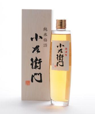 <三越・伊勢丹/公式><中島醸造>小左衛門 純米梅酒画像